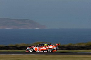 Supercars TeamVodafone L&H qualifying report