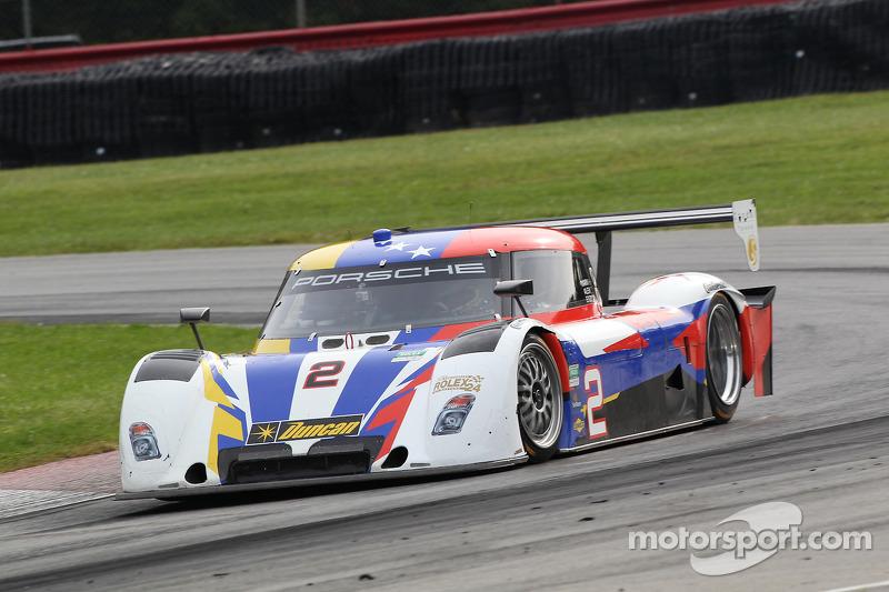 Series Mid-Ohio race report