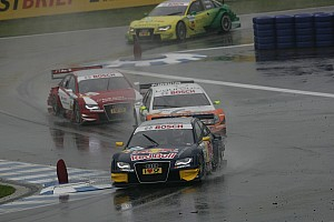 DTM Another one-two-three victory for Audi