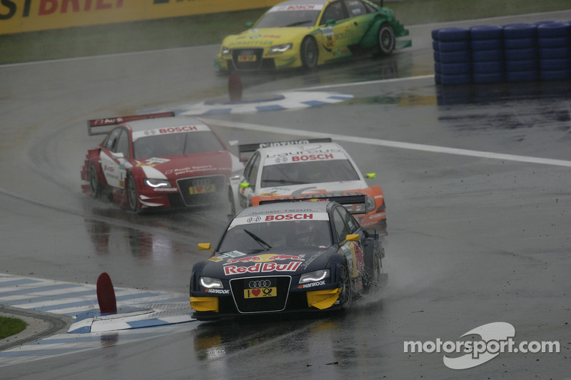 Another one-two-three victory for Audi