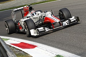 Formula 1 Liuzzi not looking for HRT switch