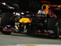 Vettel rules the roost in Singapore qualifying shootout