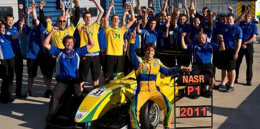 Nasr wins 2012 Sunoco contest for ride at Daytona 24H