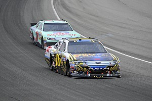 NASCAR Cup Ford teams Loudon 300 race quotes