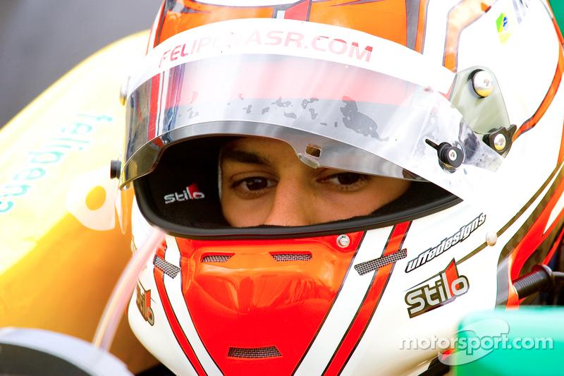 Felipe Nasr Donington Park event summary