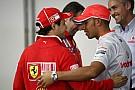 Hamilton still respects Massa after clash