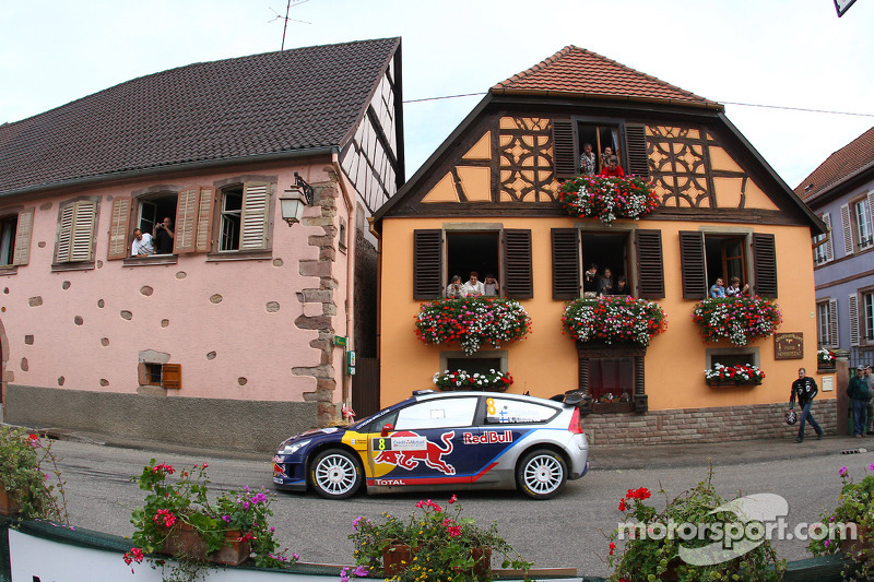 Drivers weigh in at Rally de France press conference