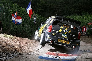 WRC Brazil WRT Rallye de France leg 1 summary