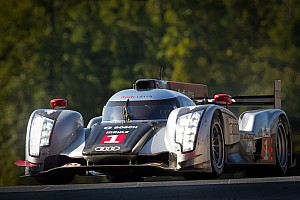 ALMS Audi pleased with Petit Le Mans qualifying