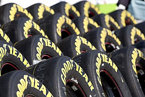 NASCAR Cup Series & Goodyear extend tire contract