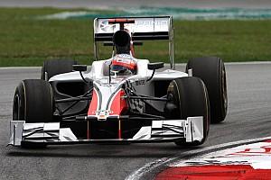 Formula 1 Karthikeyan to practice in Japan and Korea