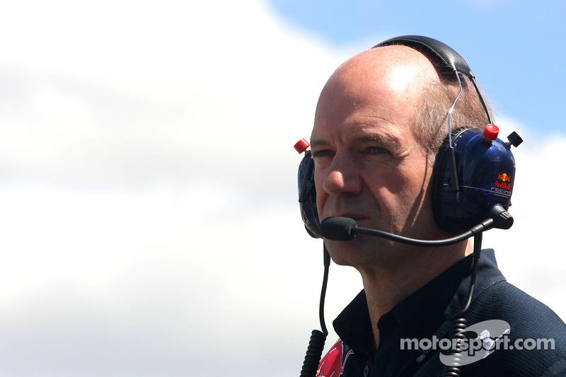 2012 Red Bull to 'surprise' Formula One paddock - Newey