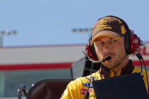 NASCAR Cup Ragan and Blickensderfer have clicked in first year together