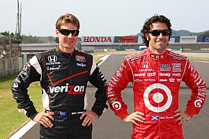 IndyCar Series news and notes 2011-10-06