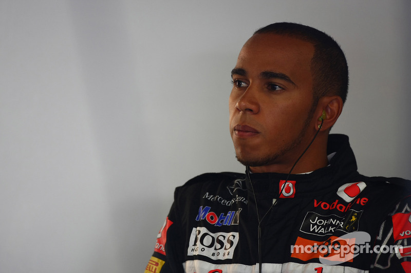 Troubled Hamilton misses pole after out-lap 'attack'