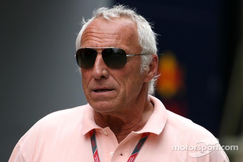 'Little reason' to eye Formula One exit - Mateschitz