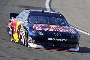 NASCAR Cup Red Bull Racing Team Kansas II race report