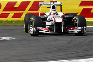 Formula 1 Sauber continues recent development ahead of Korean GP at Yeongam