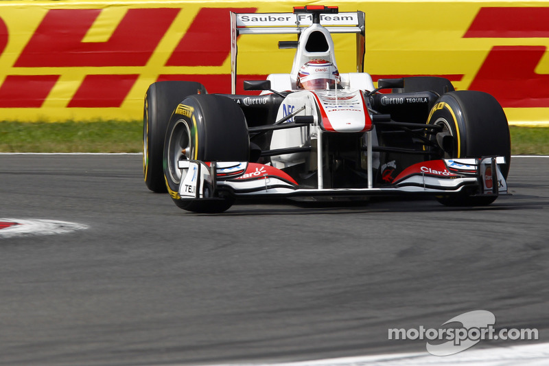 Sauber continues recent development ahead of Korean GP at Yeongam