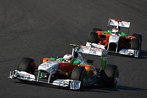 Formula 1 Sutil, Heidfeld hope for F1 seats in 2012