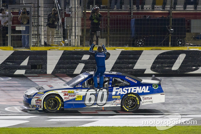 Ford teams Charlotte II race quotes