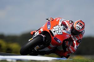 MotoGP Ducati Australian GP qualifying report