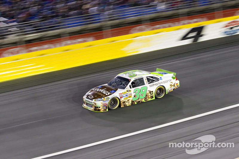Ryan Newman Charlotte 500 race report