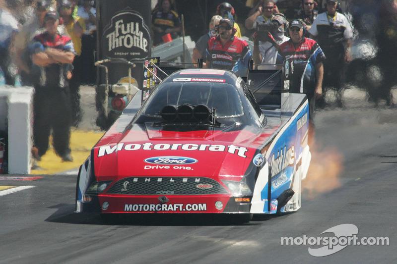 Bob Tasca III Firebird Raceway final report