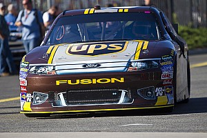 NASCAR Cup Series teams Charlotte EFI test notes