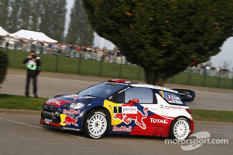 Loeb aims for Rally de España tarmac victory