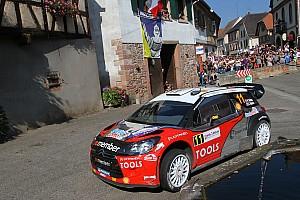 WRC Solberg fastest in Rally de España shakedown