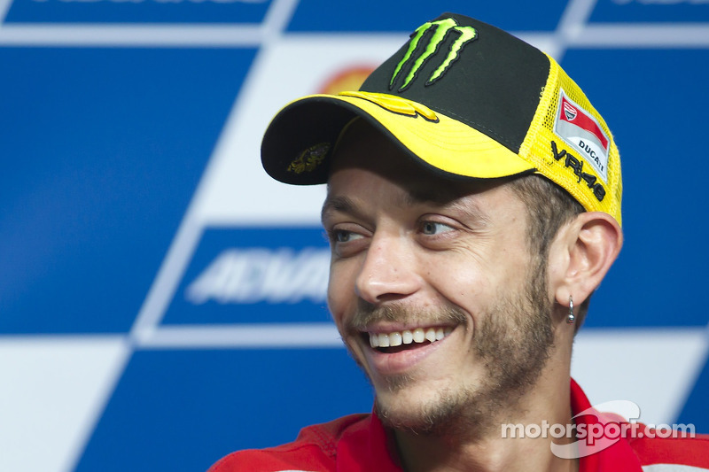 Ducati Malaysian GP Friday practice report