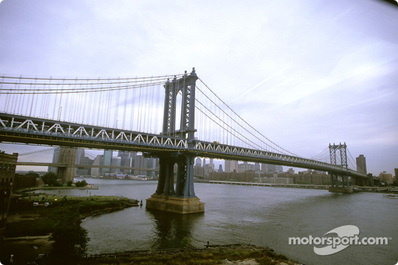 Formula One to announce New York street race next week - report