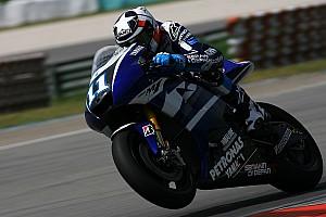 MotoGP Yamaha Malaysian GP qualifying report
