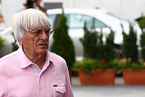 Formula 1 MotoGP rider killed, F1 safe insists Ecclestone