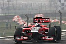 Marussia Virgin Indian GP qualifying report