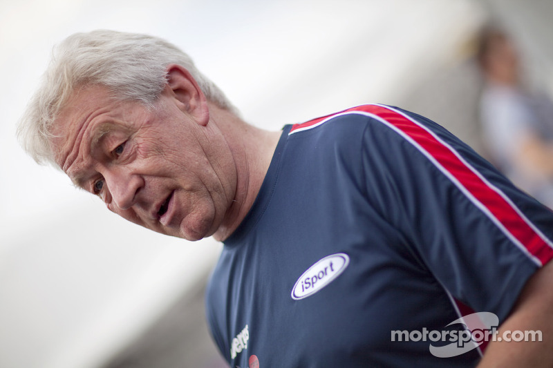 iSport confirms drivers for Abu Dhabi and 2012