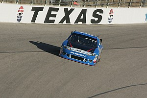 NASCAR Cup Andy Lally Texas II race report