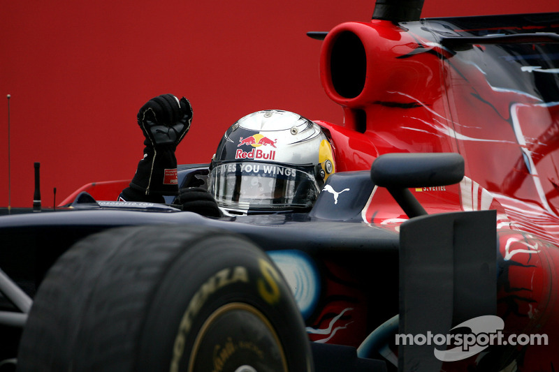 Toro Rosso could not have kept Vettel - Tost