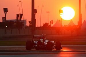 Formula 1 Williams Abu Dhabi GP debrief with Mark Gillan