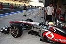 McLaren Abu Dhabi young driver test Tuesday report