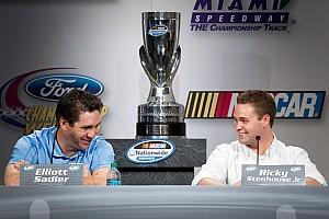 NASCAR XFINITY Ricky Stenhouse Jr. ready to take championship at Homestead