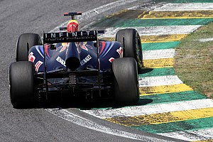 Formula 1 Red Bull Brazilian GP Friday practice report