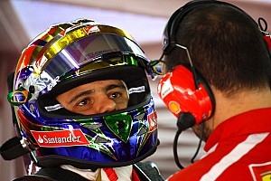 Formula 1 Ferrari Brazilian GP qualifying report
