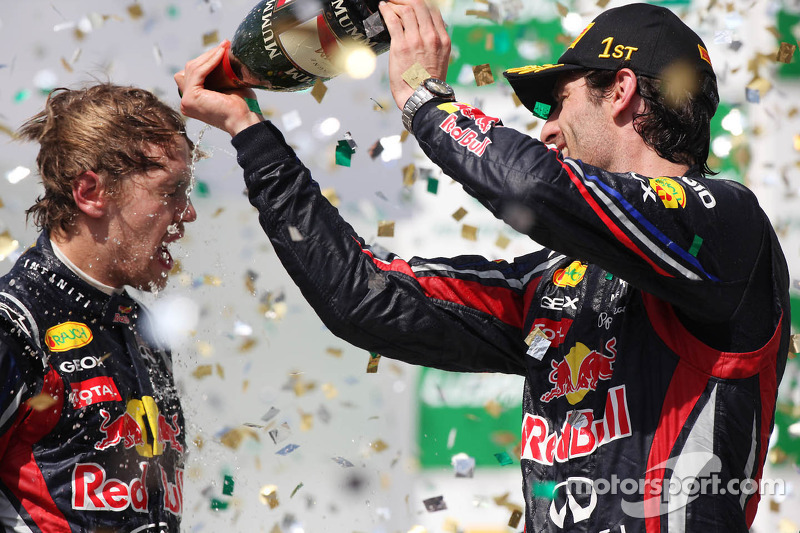 Drivers deny Red Bull faked Vettel gearbox problem