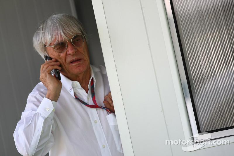 Europe 'finished' as Formula One's spiritual home - Ecclestone