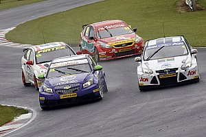 BTCC New points system planned for 2012