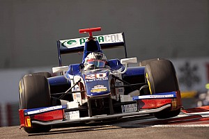 GP2 Julian Leal completes Trident Racing's 2012 GP2 line-up