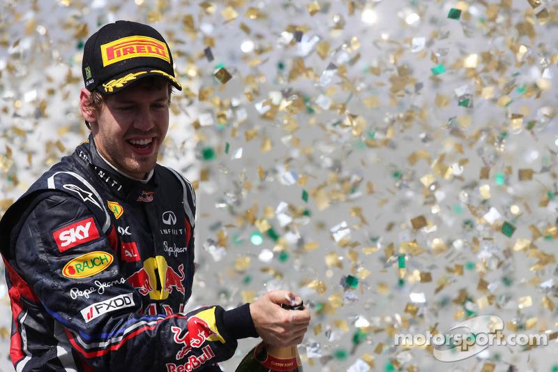 Agencies say Vettel not top European athlete