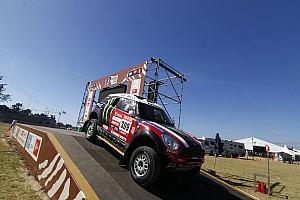 Dakar X-raid stage 1 report